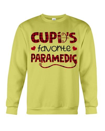 Cupid's Favorite Paramedic