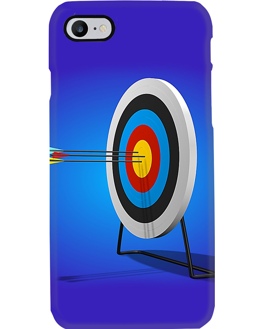 Archery - Bullseye Phone Case