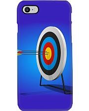 Archery - Bullseye Phone Case i-phone-7-case