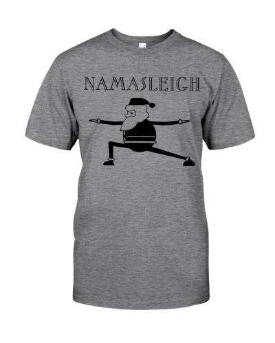 Yoga Namasleigh Santa