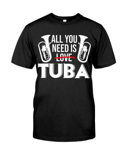 Tubist All you need is tuba