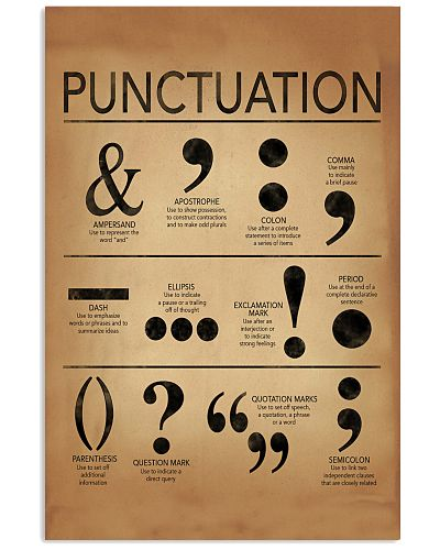 Punctuation Grammar Teacher