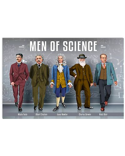 Scientist Men Of Science