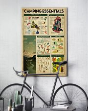 Camping Essentials 11x17 Poster lifestyle-poster-7