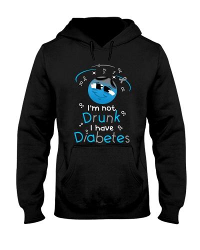 I'm not Drunk I have Diabetes