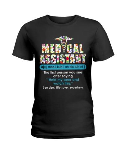 Medical Assistant - Life-saver Superhero