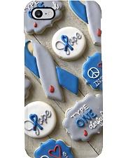 Diabetes Awareness Type One  Phone Case i-phone-7-case