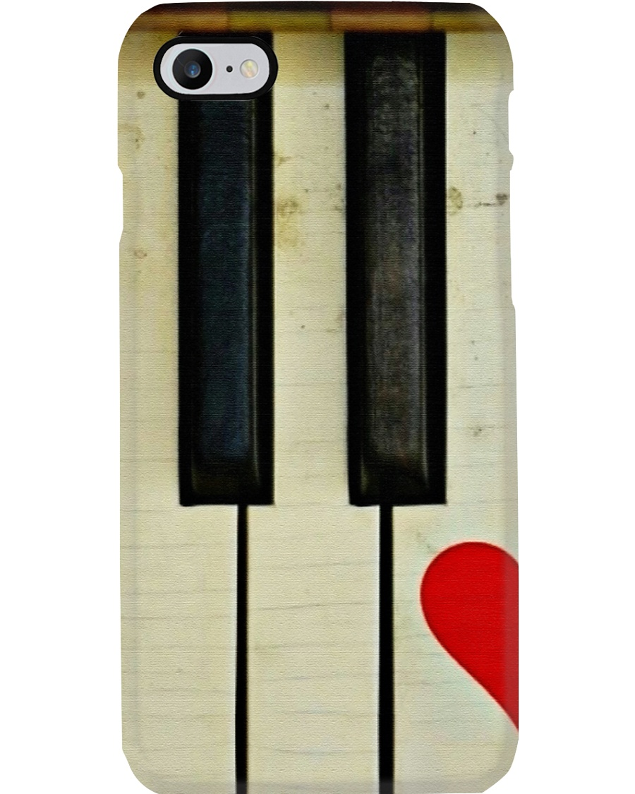 Pianists Love Piano Phone Case