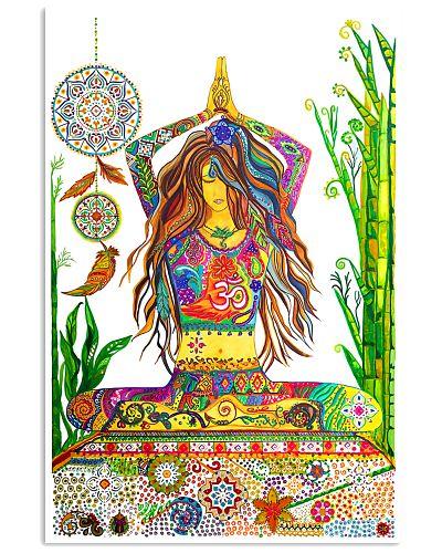 Yoga - unique poster