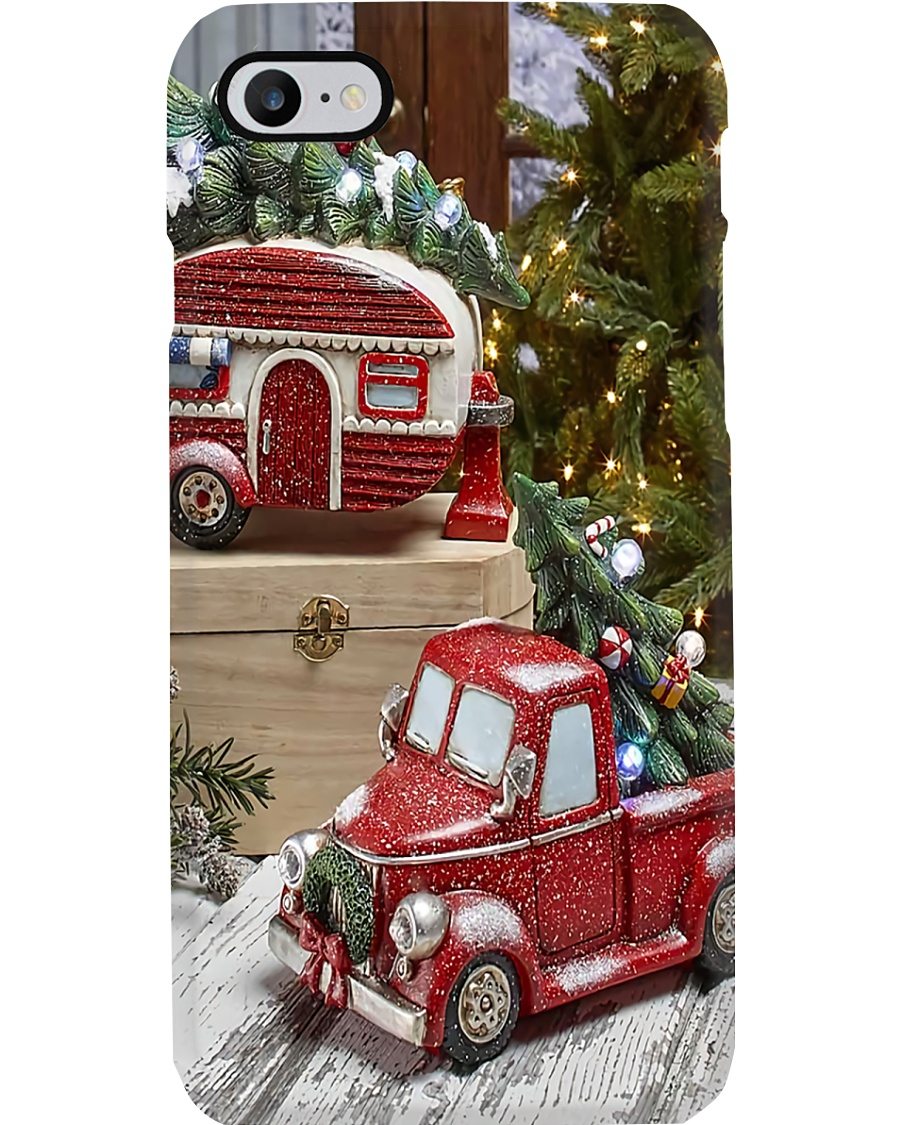 Camping Christmas  Phone Case