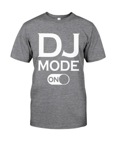 DJ mode on