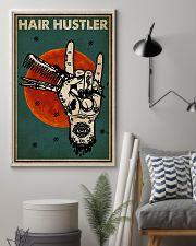 Hairdresser Hair Hustler 11x17 Poster lifestyle-poster-1