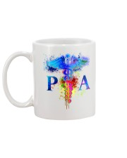 Physician Assistant Unique Mug Mug back
