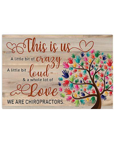We are Chiropractors