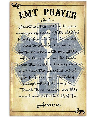 Paramedic EMT Prayer