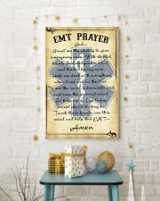 Paramedic EMT Prayer 11x17 Poster lifestyle-holiday-poster-3