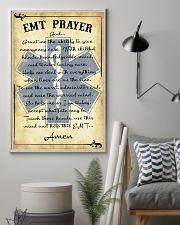 Paramedic EMT Prayer 11x17 Poster lifestyle-poster-1