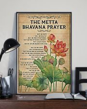 Yoga - The Metta Bhavana prayer 11x17 Poster lifestyle-poster-2