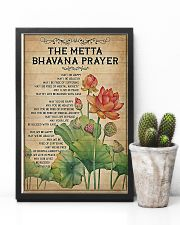 Yoga - The Metta Bhavana prayer 11x17 Poster lifestyle-poster-8