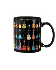 Different Types Guitar Mug front