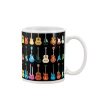 Different Types Guitar Mug tile