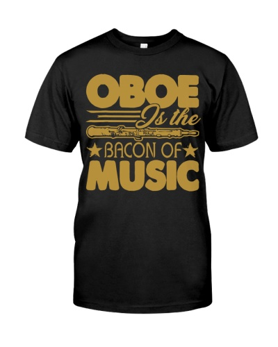 Oboe is the bacon of music