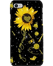 You Are My Sunshine Sewing Phone Case i-phone-7-case