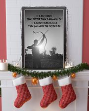 Archer Being Better Than You Were The Day Before 11x17 Poster lifestyle-holiday-poster-4