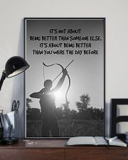Archer Being Better Than You Were The Day Before 11x17 Poster lifestyle-poster-2