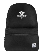 Phlebotomist - Unique Knit beanie Backpack thumbnail