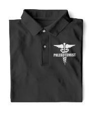 Phlebotomist - Unique Knit beanie Classic Polo thumbnail