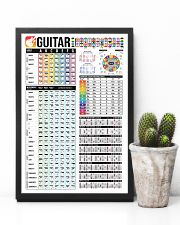 Guitar Color Chord Chart 11x17 Poster lifestyle-poster-8