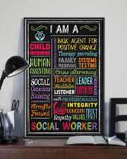 I am a Social Worker  11x17 Poster lifestyle-poster-2