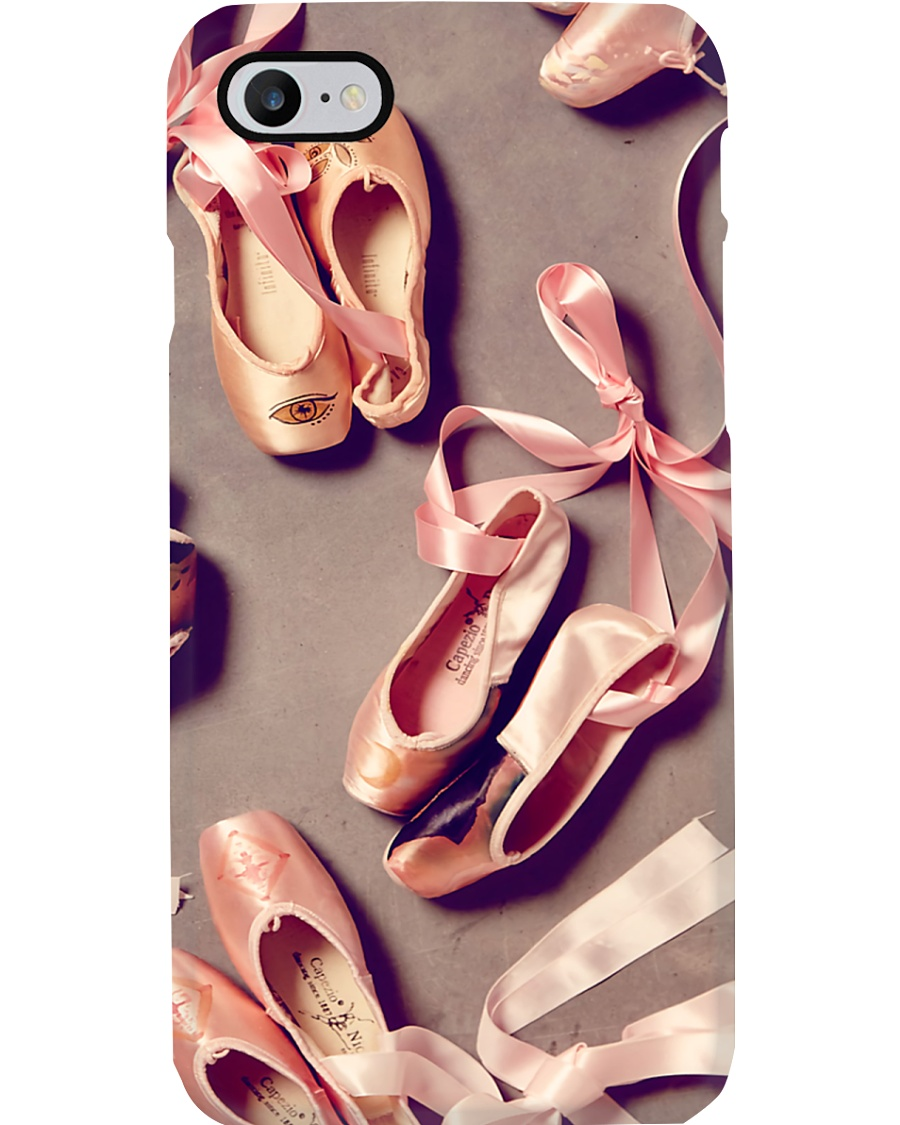 Ballet Shoes Phone Case