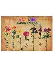 Autism Awareness  36x24 Poster front