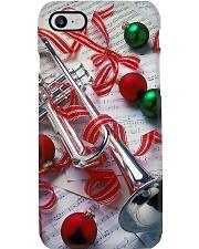 Trumpeter Sliver Trumpet  Phone Case i-phone-7-case