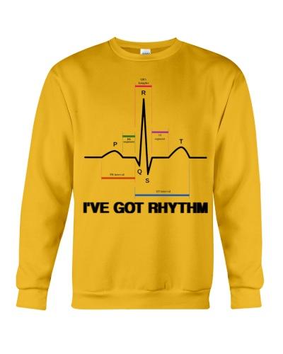 Paramedic I've got rhythm