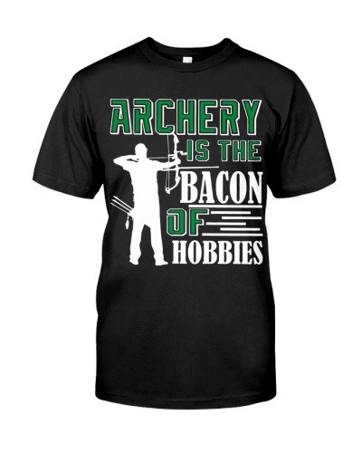 Archery is the bacon of hobbies