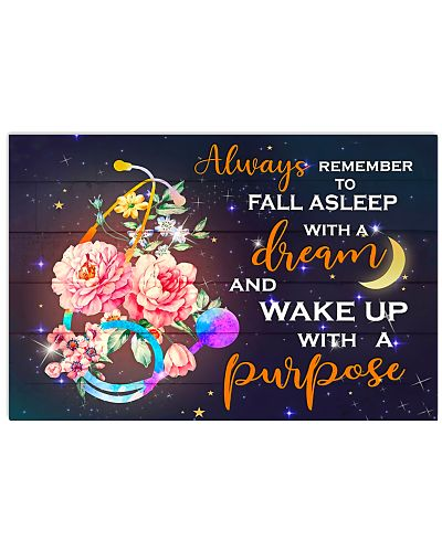 Physician Assistant - Fall Asleep With A Dream