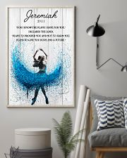 Ballet The Plans To Give You Hope And A Future 11x17 Poster lifestyle-poster-1