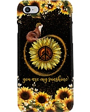 Otter And Sunflower Phone Case i-phone-7-case