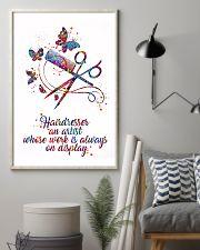 Hairdresser An Artist 11x17 Poster lifestyle-poster-1