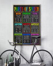Parts Of Speech SLP  11x17 Poster lifestyle-poster-7