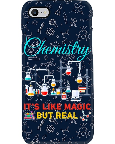 Chemistry it's like magic but real
