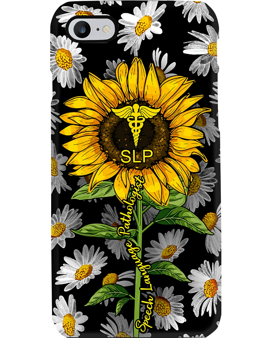Speech Language Pathologist Daisy Phone Case