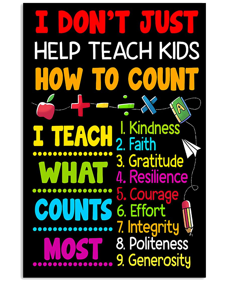 Great Teacher  11x17 Poster