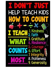 Great Teacher  11x17 Poster front