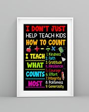 Great Teacher  11x17 Poster lifestyle-poster-5