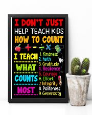 Great Teacher  11x17 Poster lifestyle-poster-8