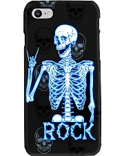 Radiologist Rock Skeleton Phone Case i-phone-7-case